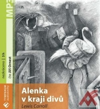 Alenka v kraji divů - MP3 CD (audiokniha)
