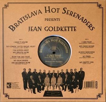 Presents Jean Goldkette - LP