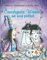 Čarodejnica Winnie má nový počítač