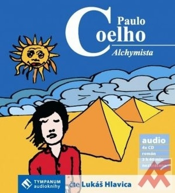 Alchymista - CD (audiokniha)