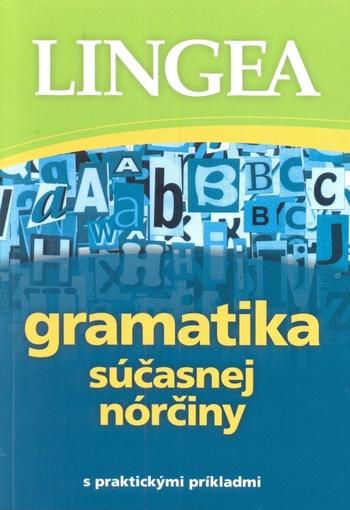 Gramatika súčasnej nórčiny s praktickými príkladmi
