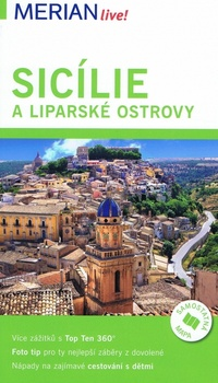 Sicílie a Liparské ostrovy - Merian live!