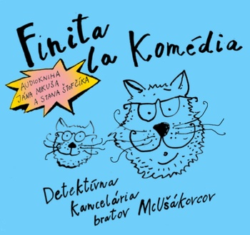 Finita la komédia - CD MP3 (audiokniha)