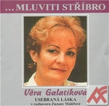 Věra Galatíková - CD (audiokniha)