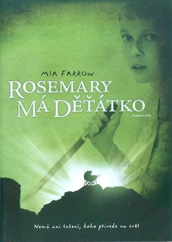 Rosemary má děťátko - DVD