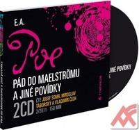 Pád do Maelströmu a jiné povídky - 2 CD (audiokniha)