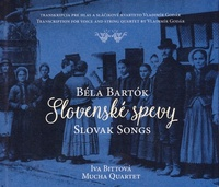 Slovenské spevy / Slovak Songs - CD