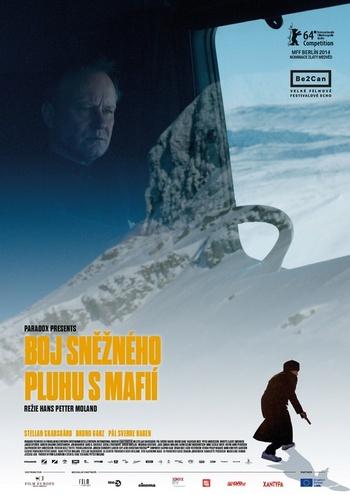 Boj sněžného pluhu s mafií - DVD