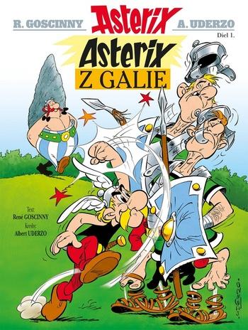 Asterix 1. Asterix z Galie