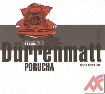 Porucha - CD (audiokniha)