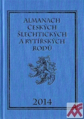 Almanach českých šlechtických a rytířských rodů 2014