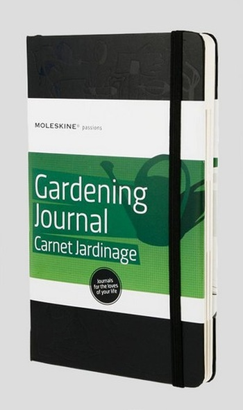Passions zápisník Gardening