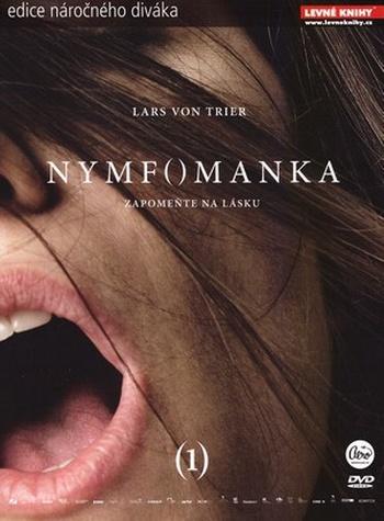Nymfomanka I. - DVD