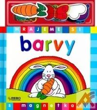 Barvy - Čti & hraj si s magnetkami