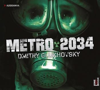 Metro 2034 - CD MP3 (audiokniha)