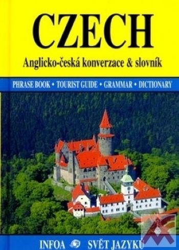Czech. Anglicko-česká konverzace & slovník
