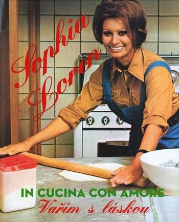Sophia Loren - Vařím s láskou