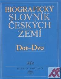 Biografický slovník českých zemí 14. (Dot-Dvo)