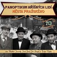 Panoptikum hříšných lidí města pražského - 2 CD (audiokniha)