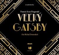 Veľký Gatsby - CD (audiokniha)