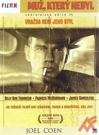 Muž, který nebyl - DVD (Film X III.)