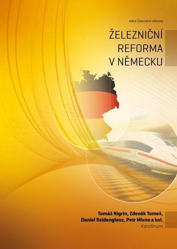 Železniční reforma v Německu