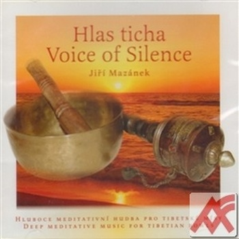 Hlas ticha / Voice of Silence - CD (audiokniha)