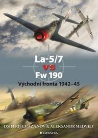 La-5/7 vs Fw 190. Východní fronta 1942-45