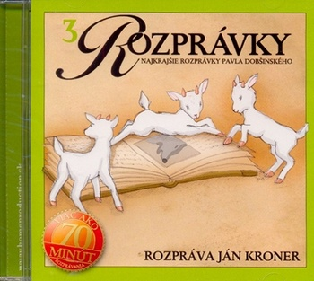 Najkrajšie rozprávky Pavla Dobšinského - CD