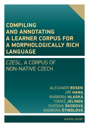 Compiling and annotating a learner corpus for a morphologically rich language