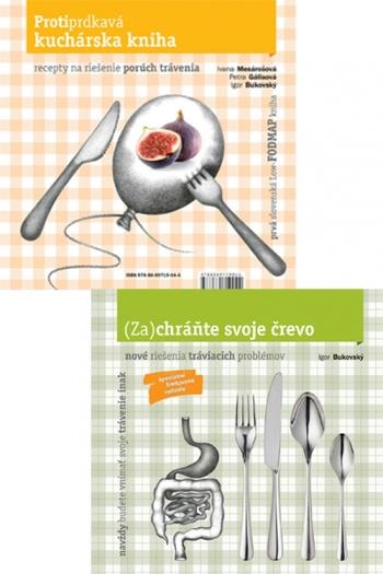 Zachráňte svoje črevo, Protiprdkavá kuchárska kniha