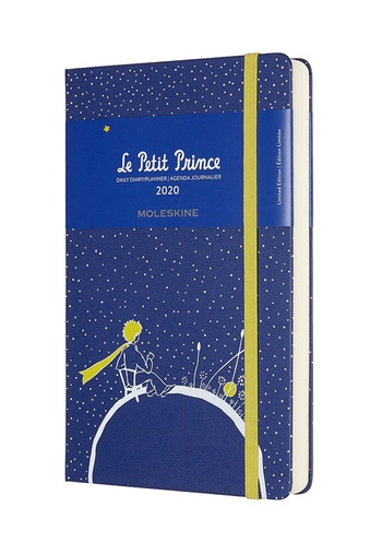 Malý princ denní diář Moleskine 2020 L