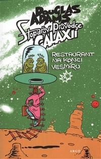 Stopařův průvodce Galaxií 2. (ilustrované vydanie)