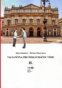 Taliančina pre poslucháčov VŠMU II.