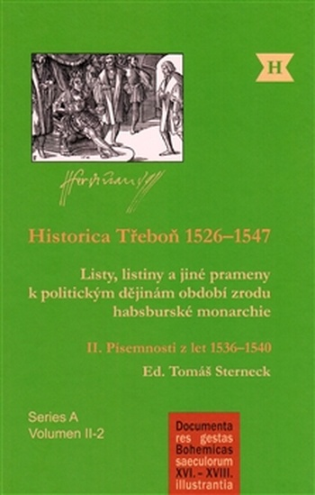 Historica Třeboň 1526-1547 II.