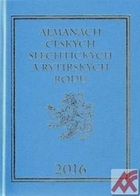 Almanach českých šlechtických a rytířských rodů 2016