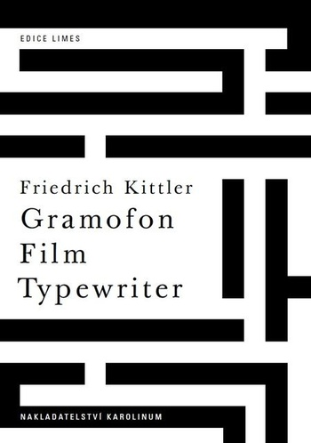 Gramofon. Film. Typewriter