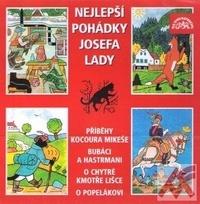 Nejlepší pohádky Josefa Lady - CD (audiokniha)