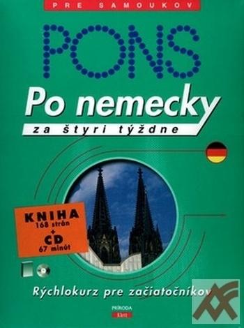 Po nemecky za štyri týždne + CD