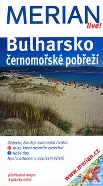 Bulharsko: černomořské pobřeží - Merian 73