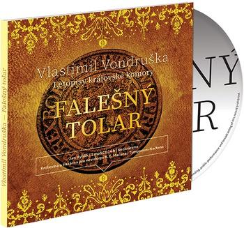 Falešný tolar - CD MP3 (audiokniha)