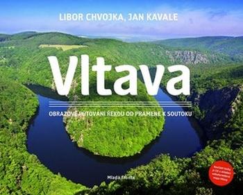 Vltava + CD. Obrazové putování řekou od pramene k soutoku