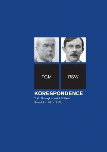 Korespondence T. G. Masaryk - Velká Británie