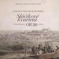 Johann Nepomuk Hummel - Sláčikové kvarteta - CD