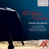 The Elephant Vanishes - 8 CD (audiokniha)