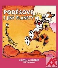 Calvin a Hobbes. Poděsové z jiný planety