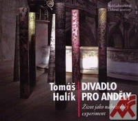 Divadlo pro anděly - CD (audiokniha)