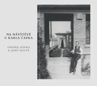Na návštěvě u Karla Čapka - CD MP3 (audiokniha)