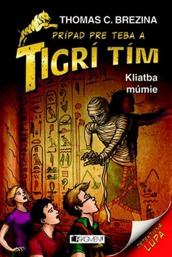 Tigrí tím - Kliatba múmie