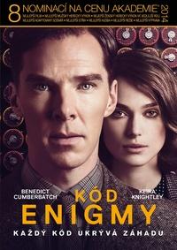 Kód Enigmy - DVD
